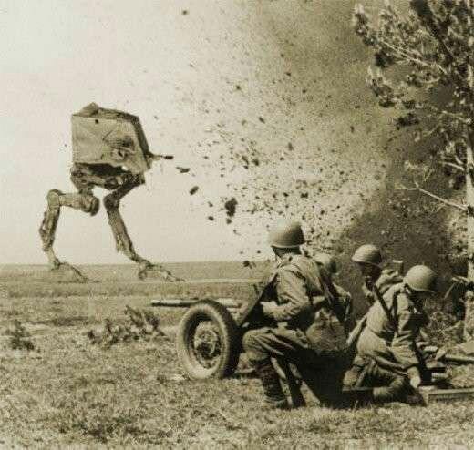 Filtradas fotos de la tercera guerra mundial - meme