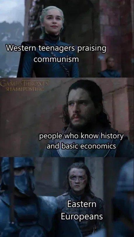 Western Education System - meme