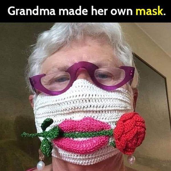 i feel bad for whoever grandma this is lol - meme