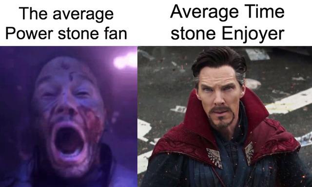 doctor strange is a jerk - meme