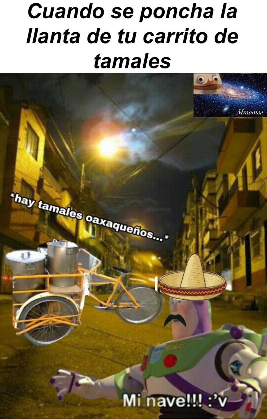 Tamalitos - meme