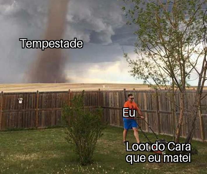 Zé Lootinho - meme