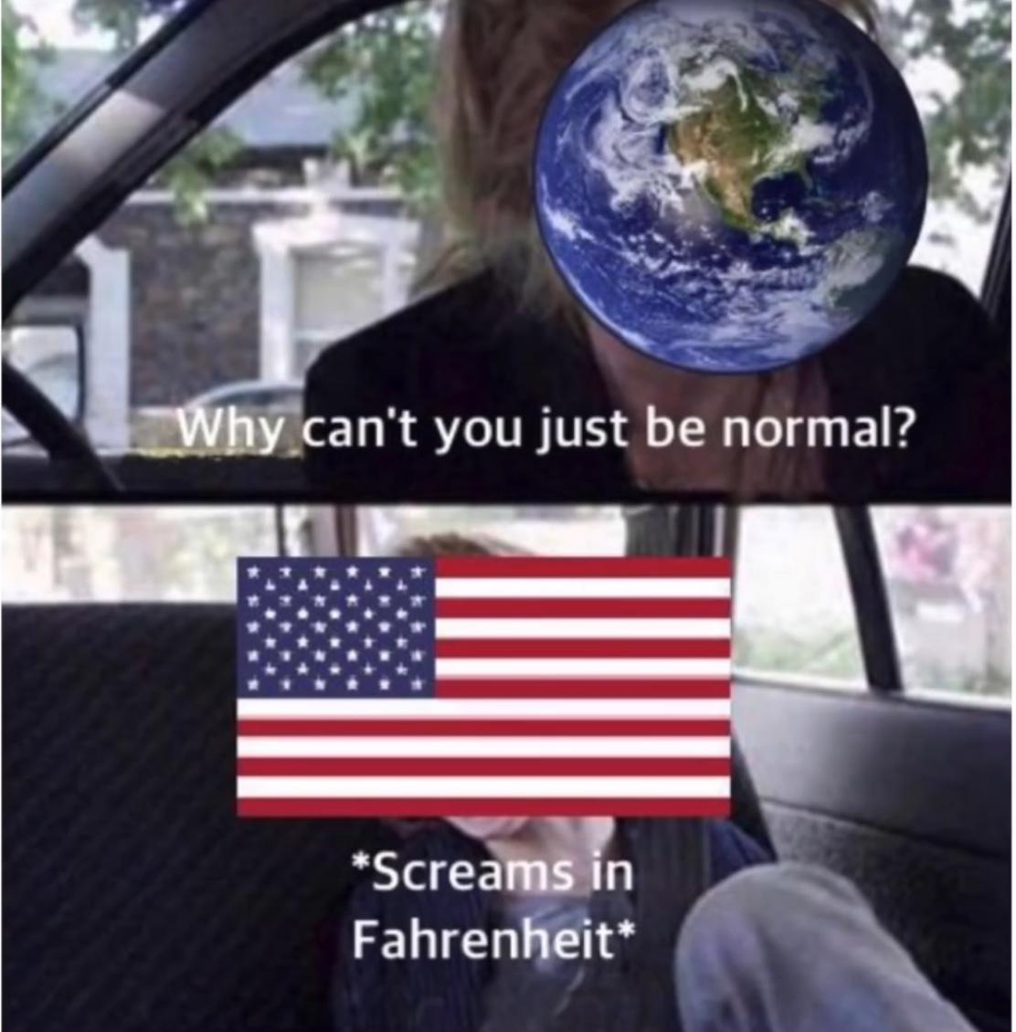 50°F here - meme