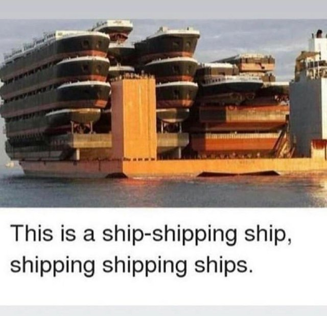 Big ship - meme