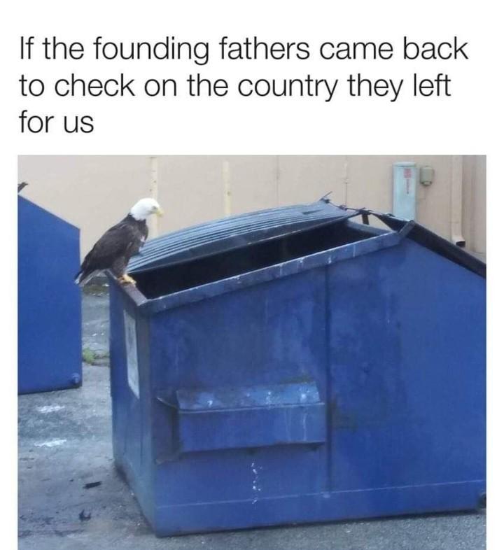 Dump - meme