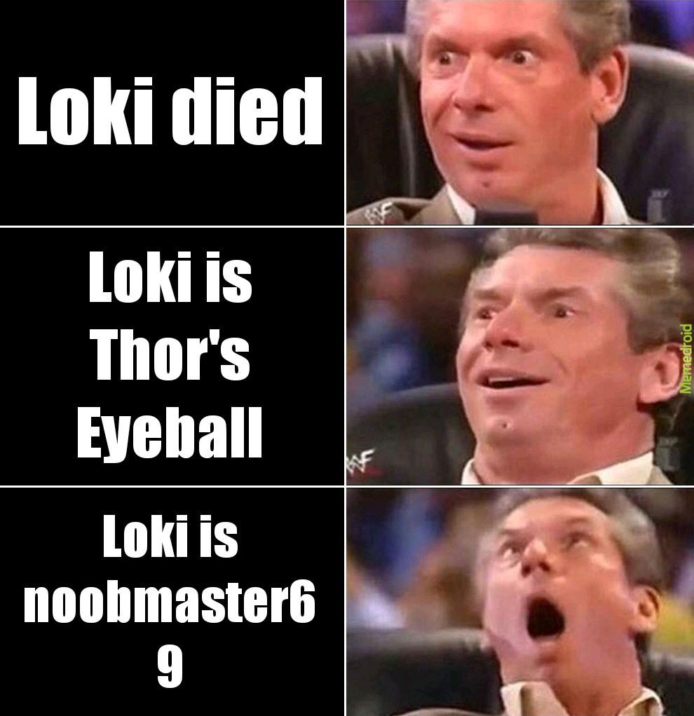 Plz be him tho - meme