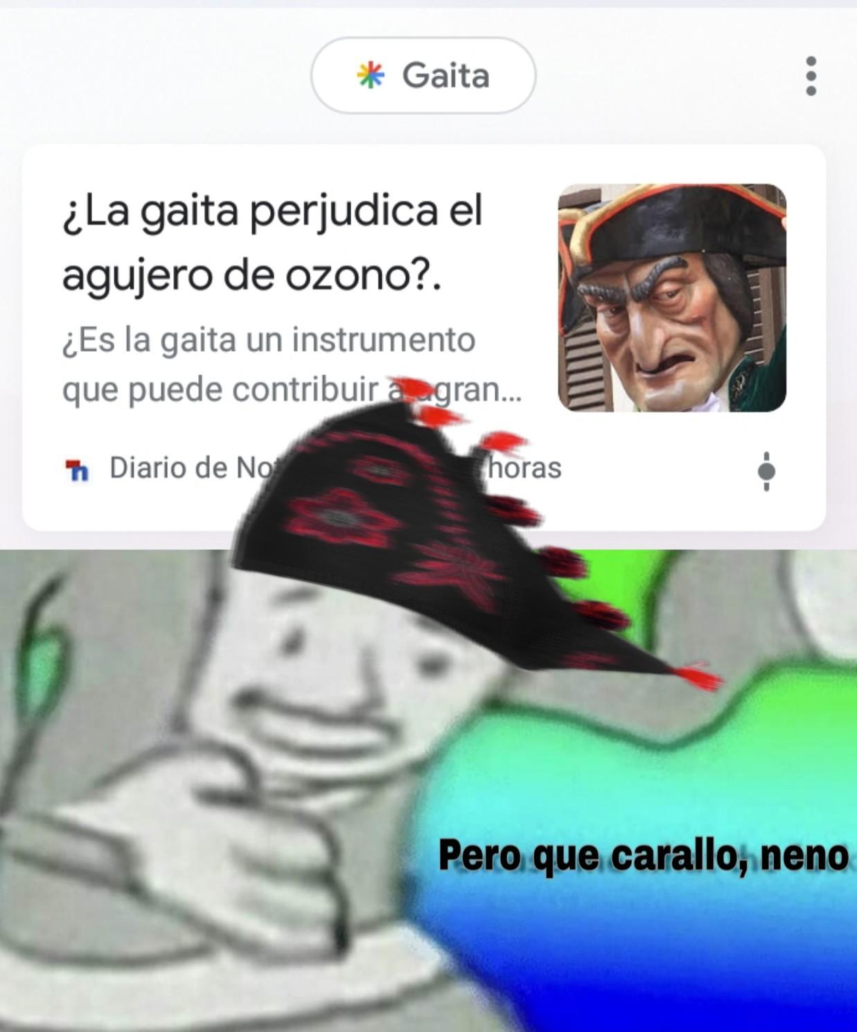 Solo los de España entenderán - meme