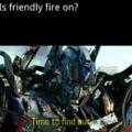 Is friendly fire on?