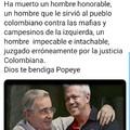 Uribe y popeye