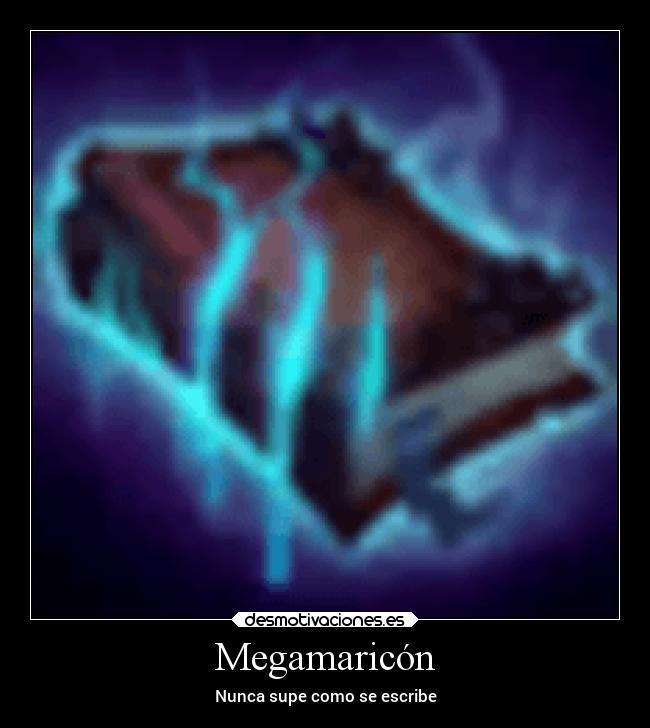 El libro más poderoso el mega maricon - meme