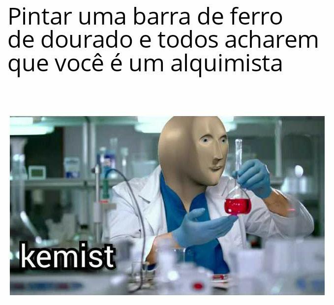 ALQUIMIA - meme