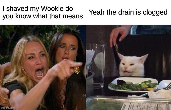 Wookie - meme