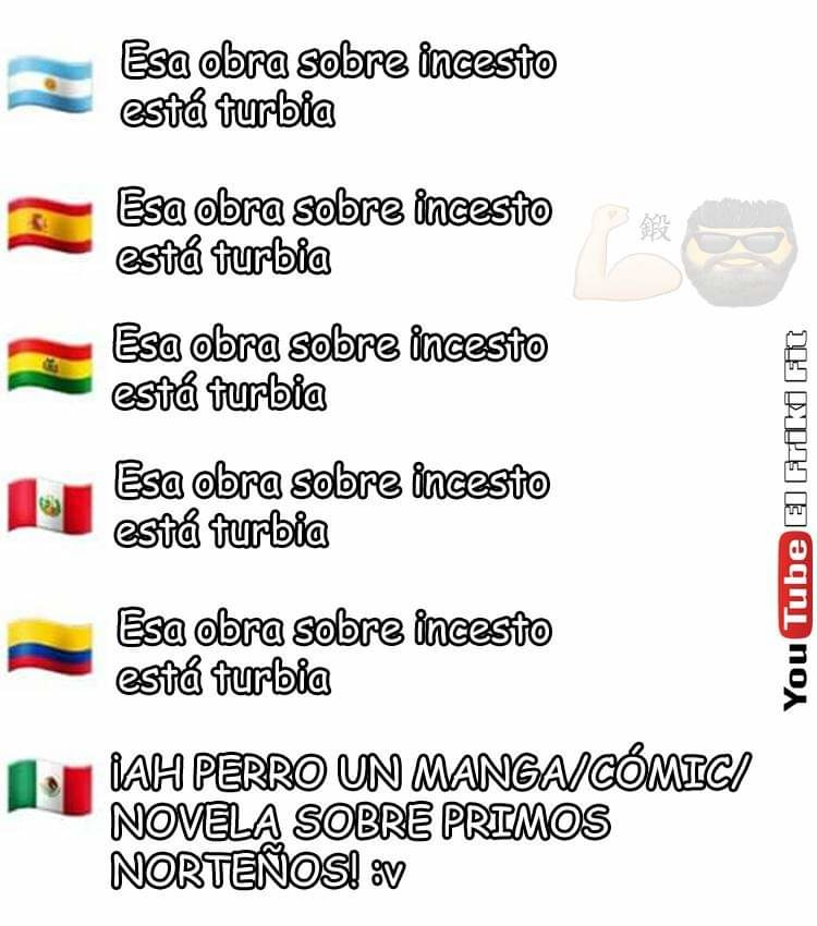 Viva el incestooo :v xd - meme