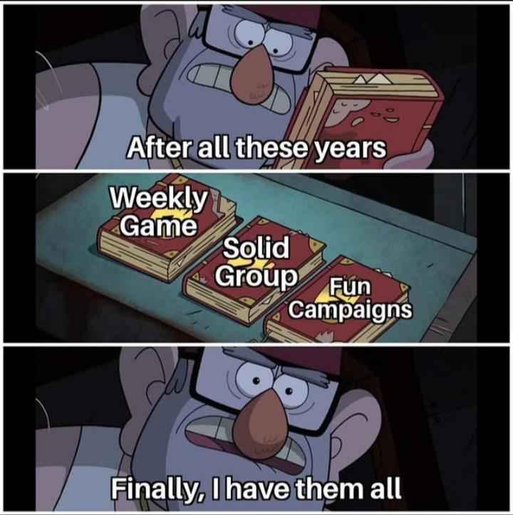 Greatest treasure - meme