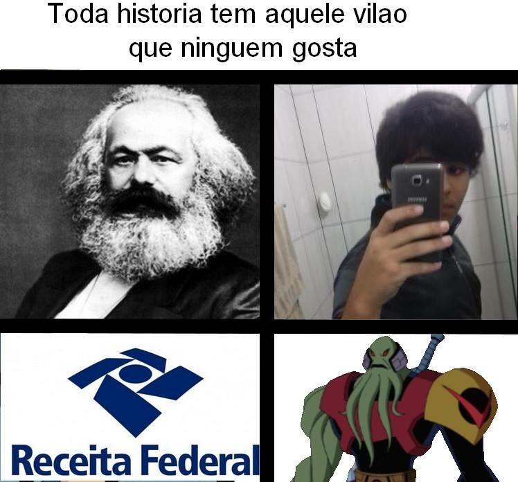 Original feita por Original DEUS VULT INFIDEL - meme