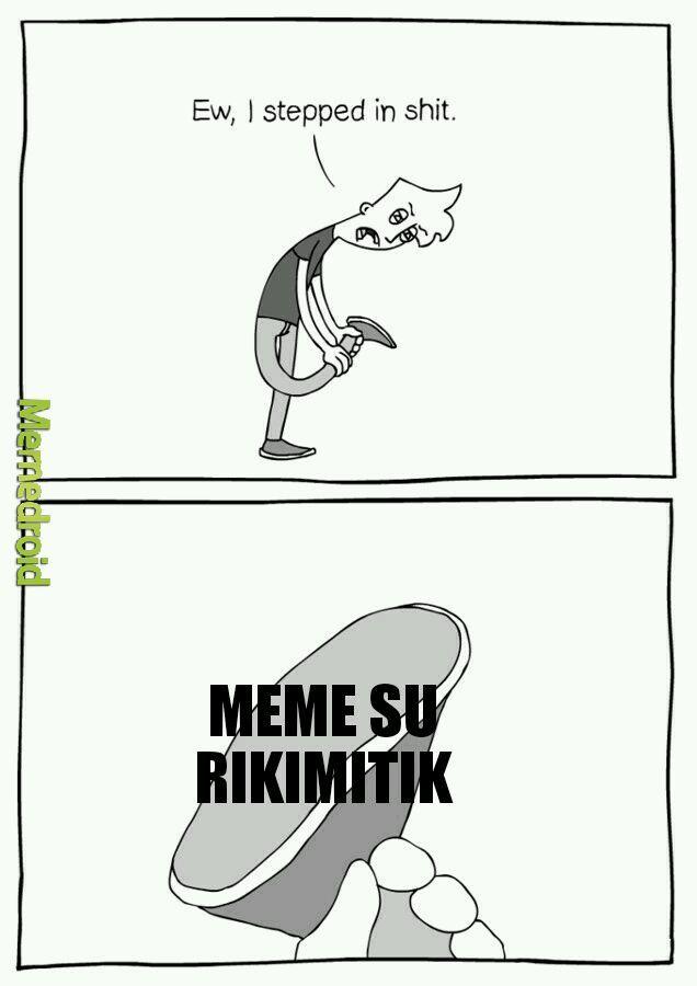Quando ti impegni poco a fare i meme  il risultato sarà simile a questo