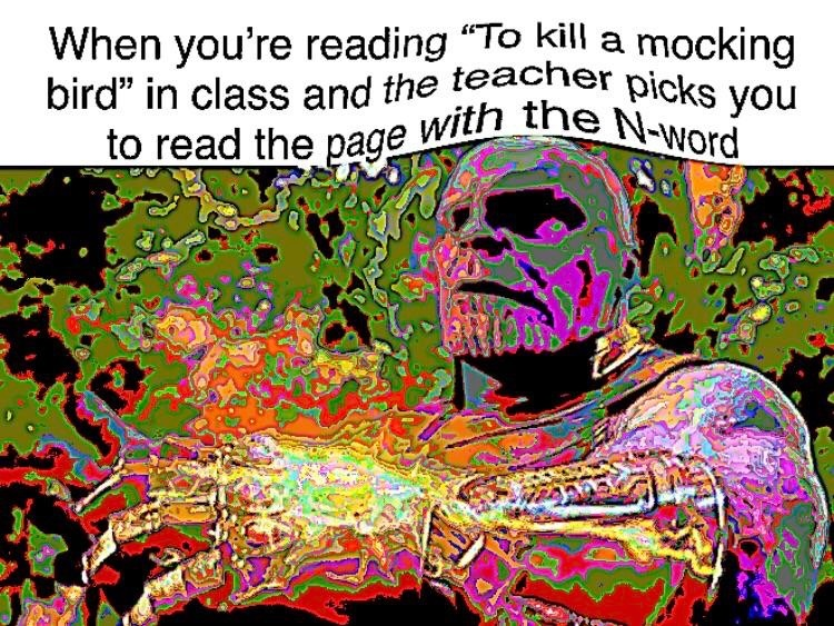 Your daily dose of deep fried memes