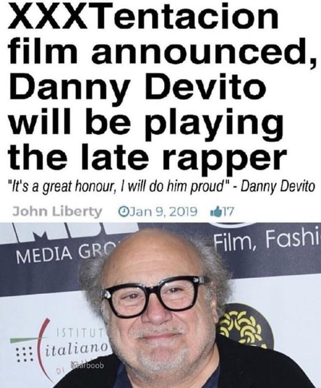 Danny daddy - meme