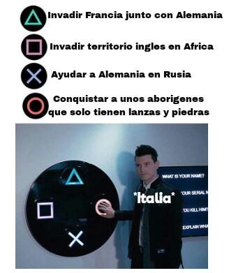Historia xd - meme