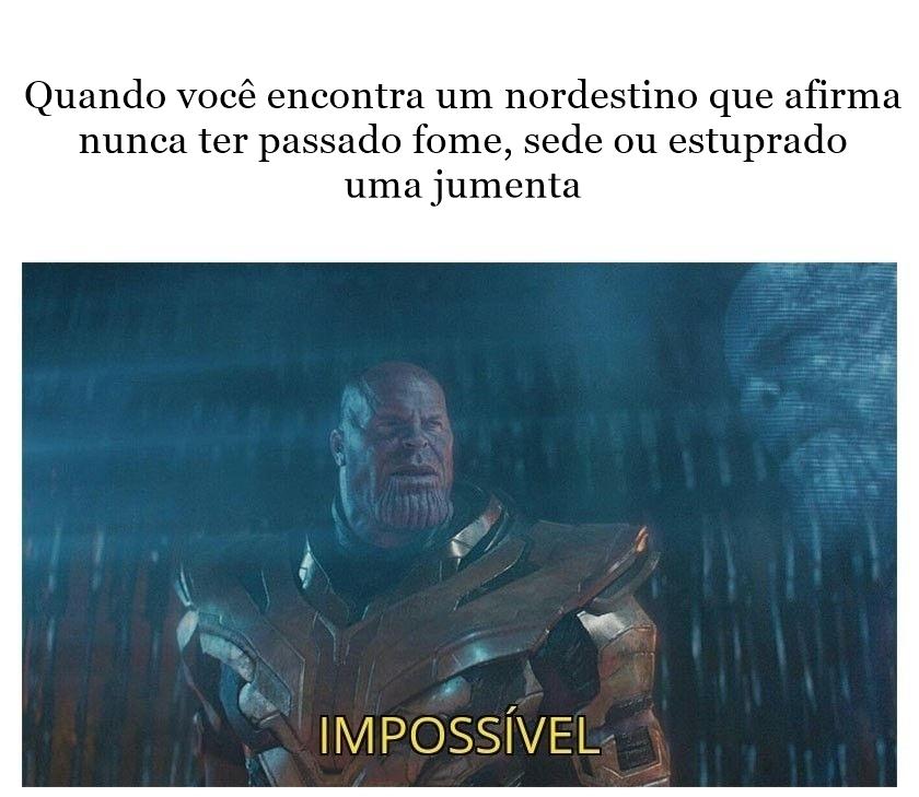 Nordeste - meme