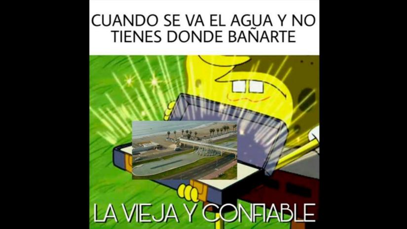 La old - meme