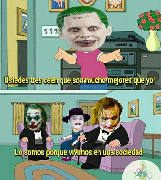 Joker 2019: Fue una buena película - meme