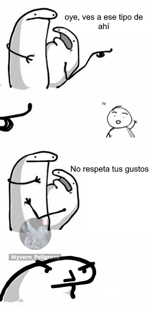 Que bueno que los respeto :happy: :betterthan: :happy: - meme