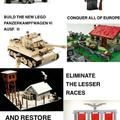 the new sets of lego stadt