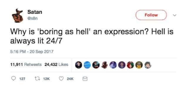 God is dead. Hail Satan >=D - meme