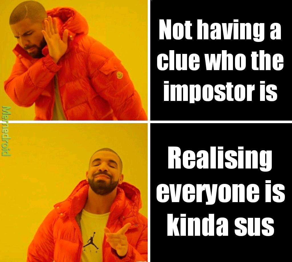 Kinda sus - meme