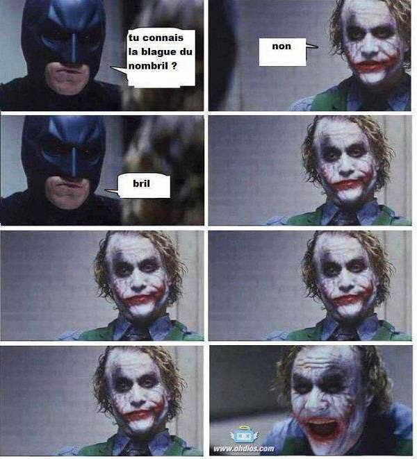 Batman & Joker - meme