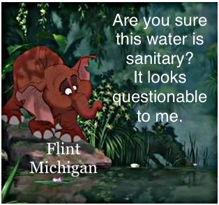 water crisis - meme