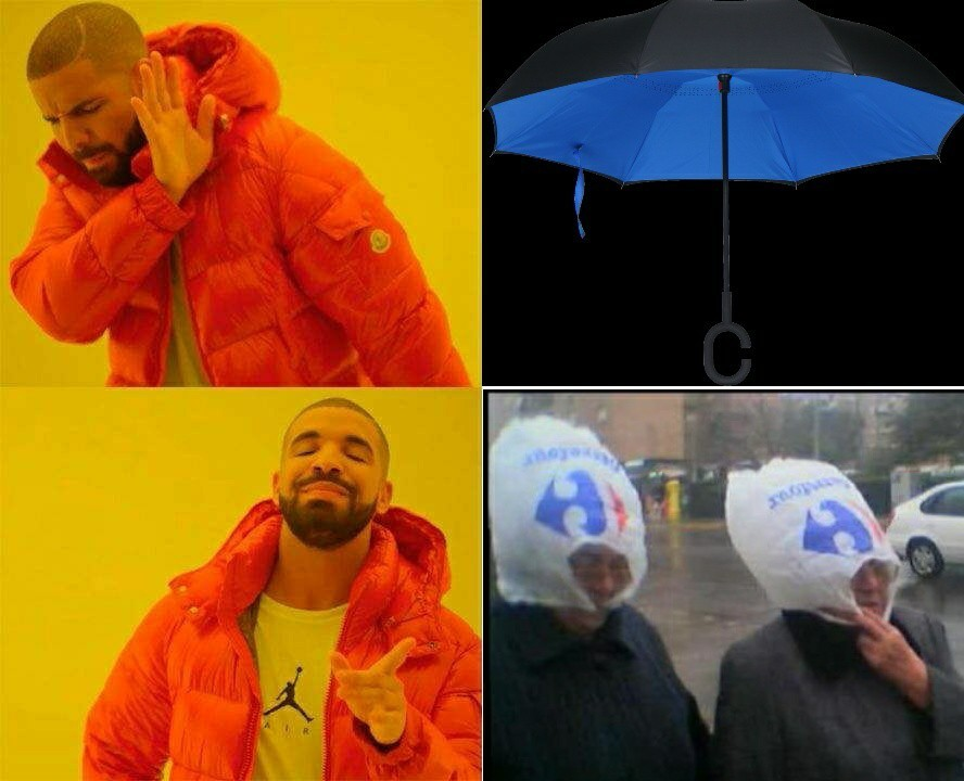 LLUVIA :V - meme