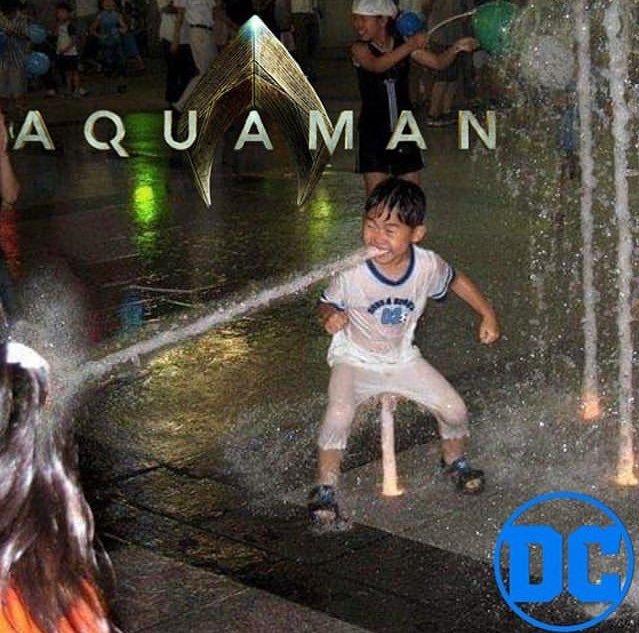 Aquaman. La verdad - meme