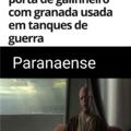 Paraná = Rússia brasileira