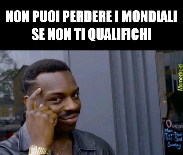 Mondiali 2018  - meme