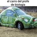 carro biologo