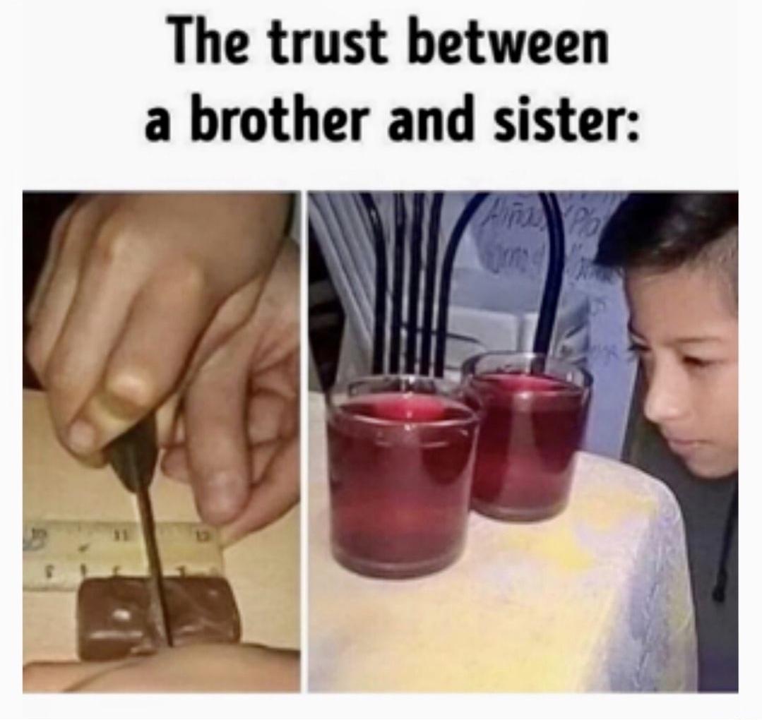 Trust - meme
