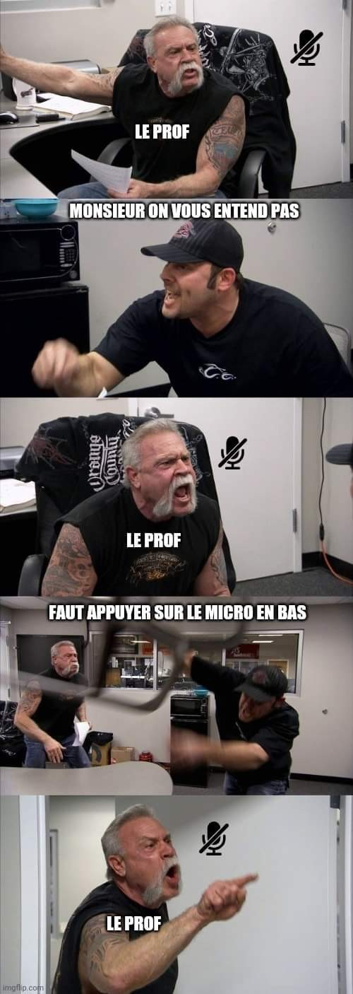 Piquer de la NdCdFdE - meme