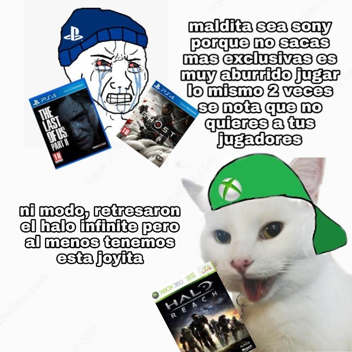 Si memes_para_gamers_oficial se atreve a robarme esta mierda