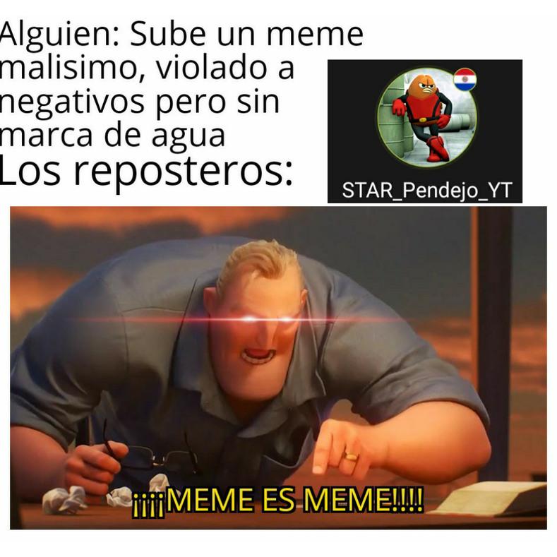 Sarpado - meme