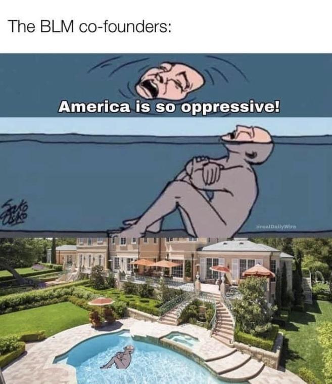 BLM founders - meme