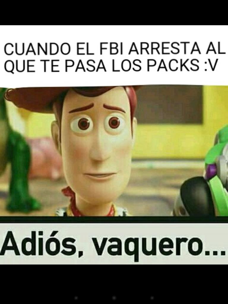 Meme De Adios Vaquero