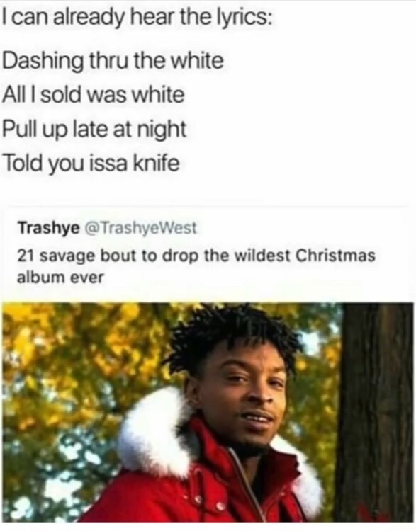 Lil Savage - meme