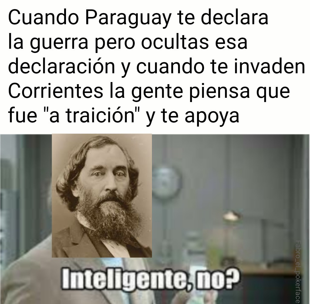 Este Bartolomé Mitre - meme