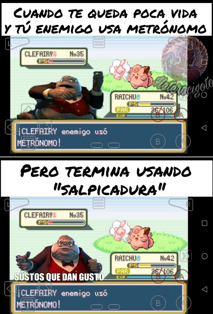PokeMiedo - meme