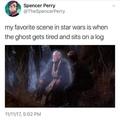 me as ghost