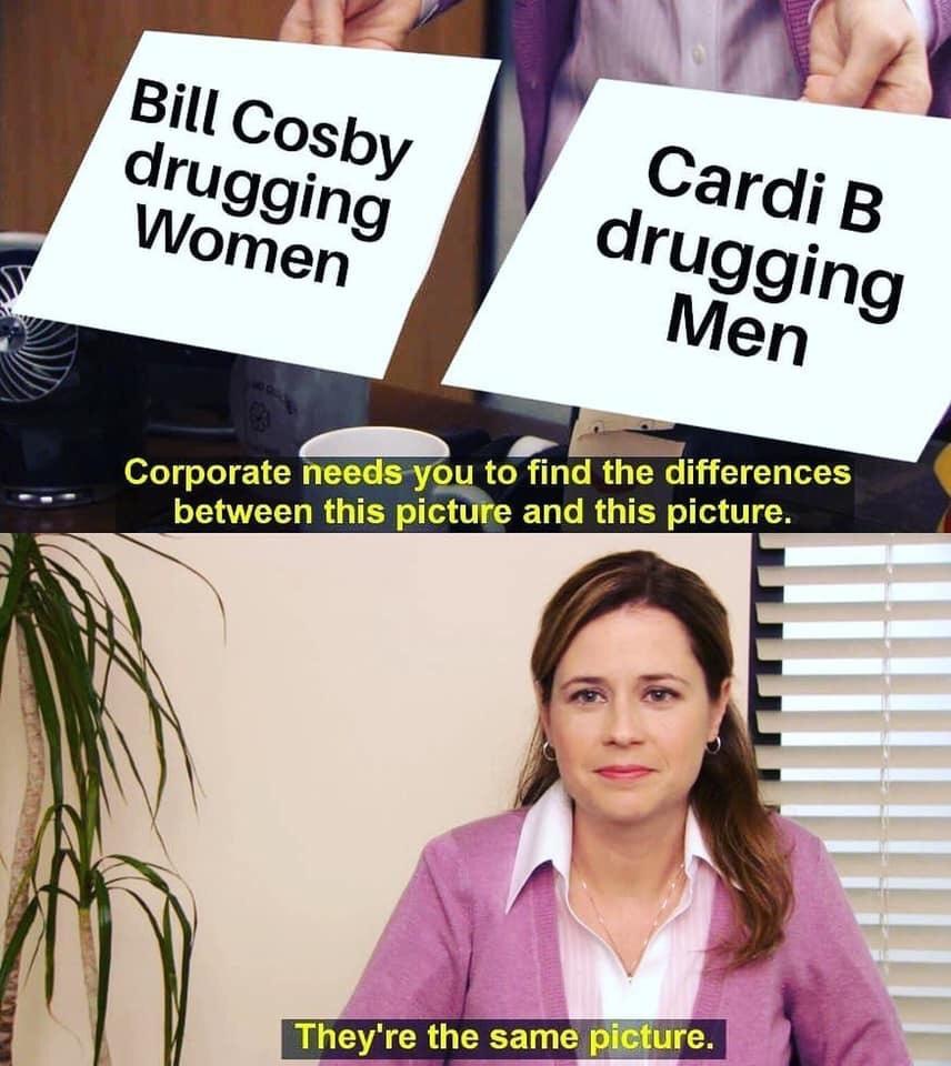 what do you wanna bet she gets the smollett treatment - meme