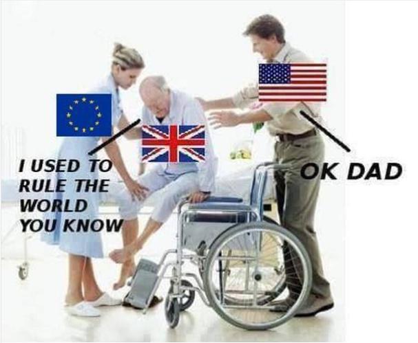 poor uk - meme