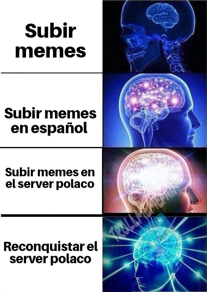 Expanding brain - meme